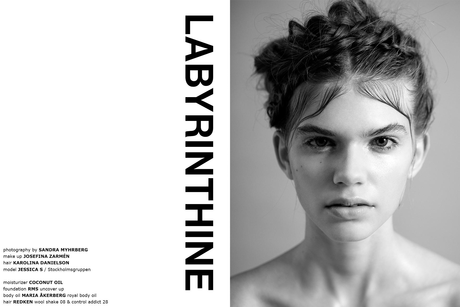 Labyrinthine | ODALISQUE DIGITAL