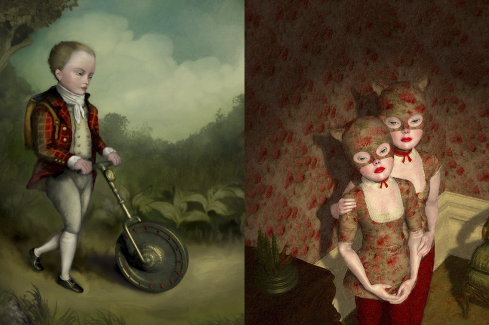 Ray Caesar/Gallery House