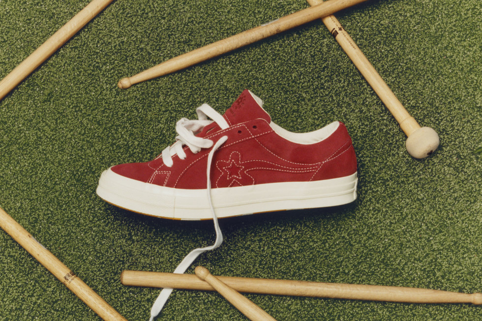 Golf Le Fleur Converse Odalisque Digital