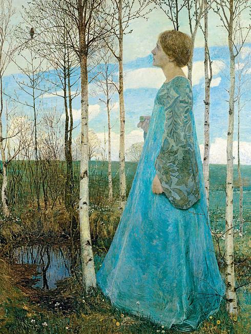 Paula Modersohn-Becker and the Worpswede Artists' Colony | ODALISQUE DIGITAL