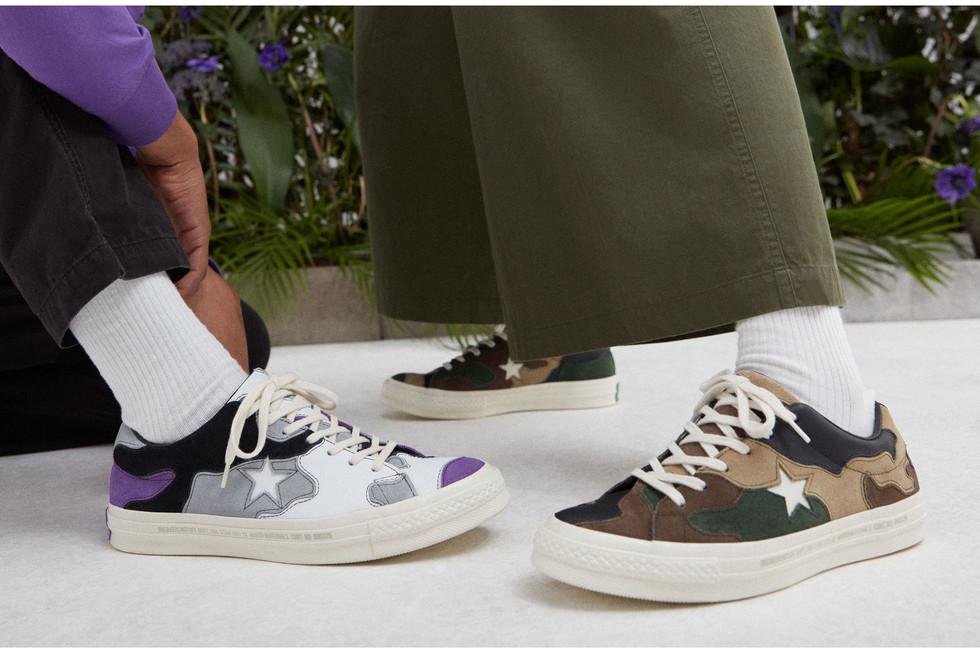 384f25445f535d Sneakersnstuff X Converse One Star
