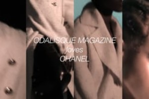 ODALISQUE loves CHANEL