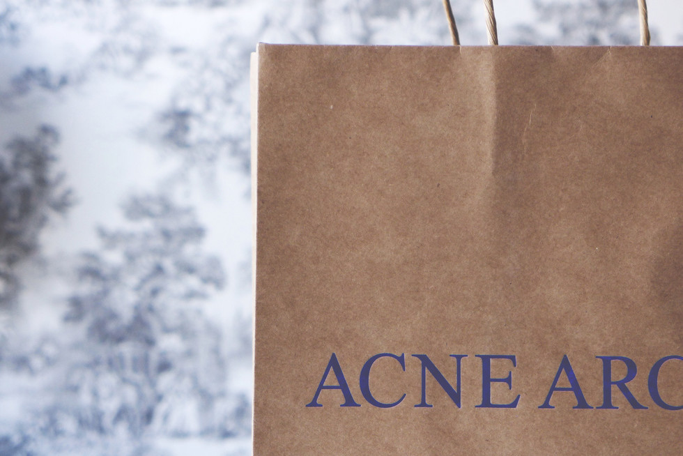 acne archive öppettider