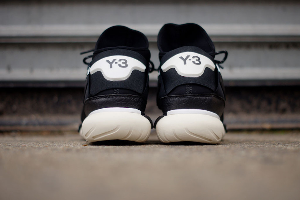 Y-3 Qasa High - Black