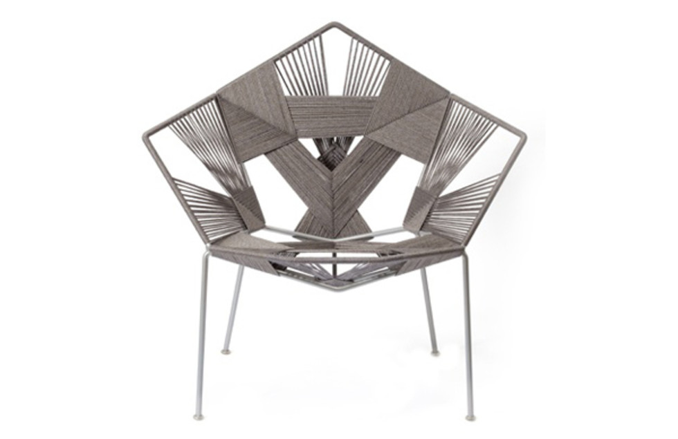 Gaga & Design - Zigi easy chair by Rami Tareef