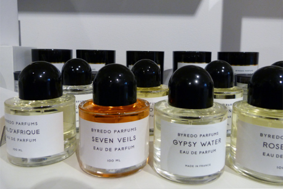 Byredo at Modinåkerlind
