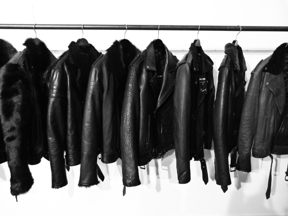 BLK Denim, leather jacket 8 at JUS