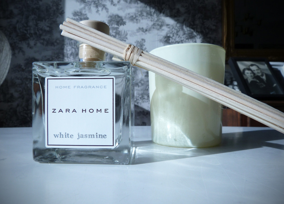 Scented Candle Home Fragrance From Zara Home Odalisque